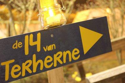"""""""De 14 van Terherne"""" groot succes !"""