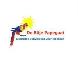 De Blije Papegaai