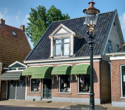 De Ferver - a store with character