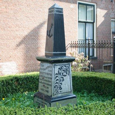Monument Ds. H.G. Dornseiffen