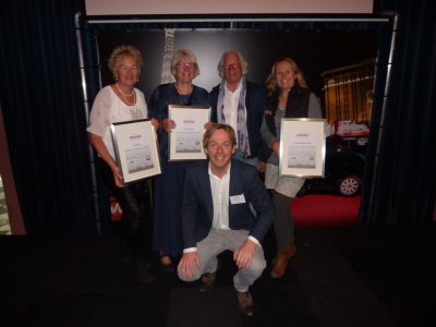 Zoover-Awards 2015
